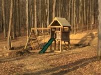 Rebuilt a Treehouse...
